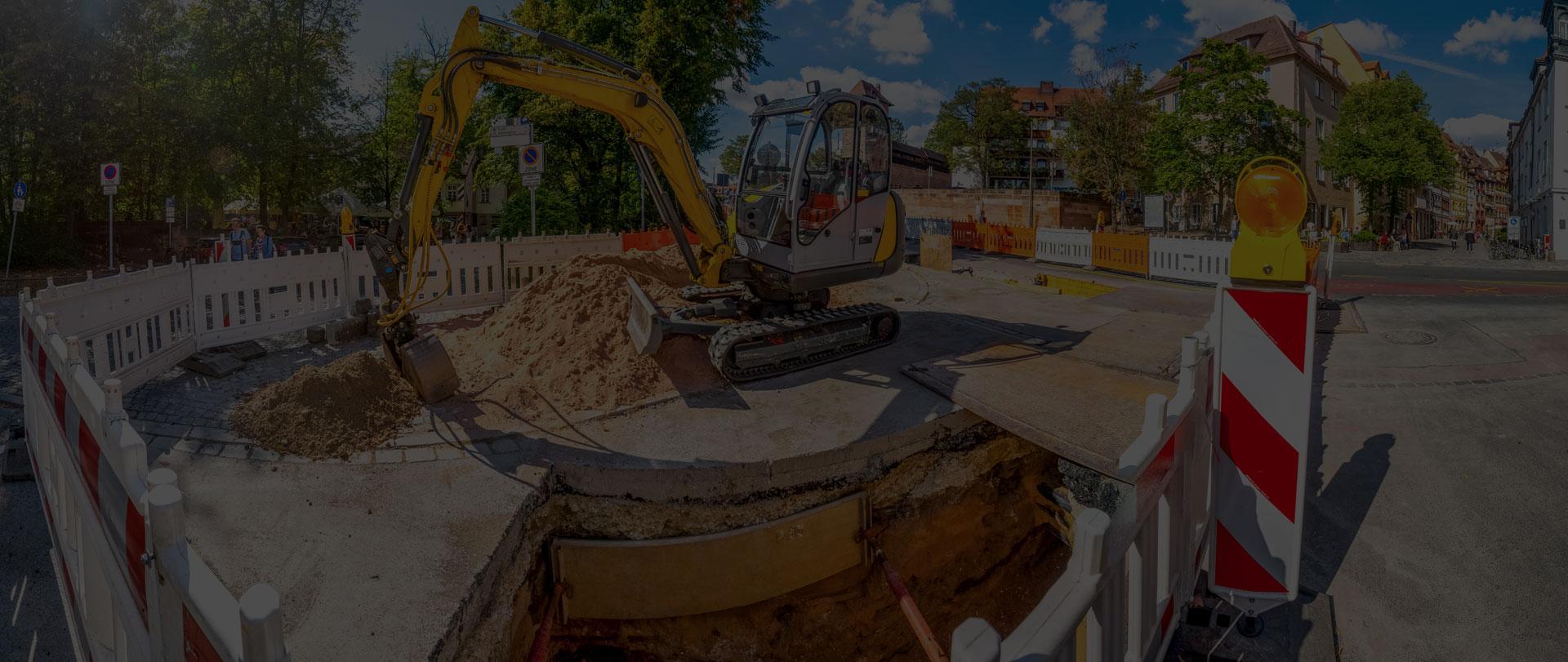 Matériels et équipements de chantier
