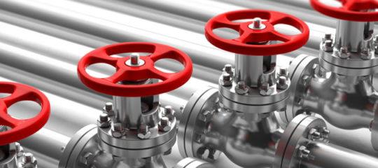 Achat de robinetterie industrielle