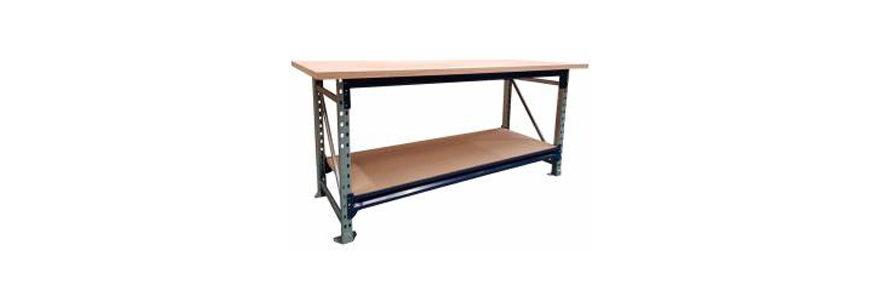 tables de travail professionnelles