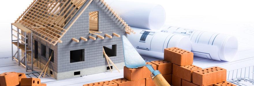construction d'un bâtiment